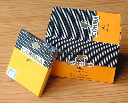 高希霸 迷你 Cohiba mini 10X10盒 (100支)