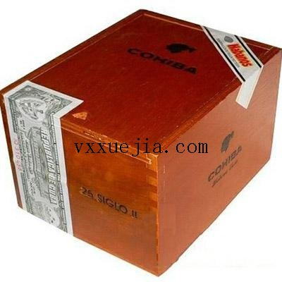 高希霸 世纪1号 Cohiba Siglo I (25支/盒) 雪茄